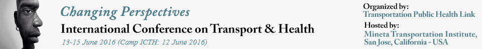2nd International Conference on Transport & Health