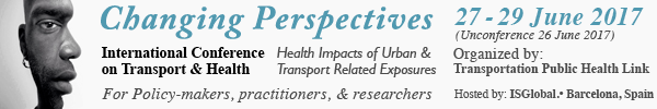 3rd International Conference on Transport & Health